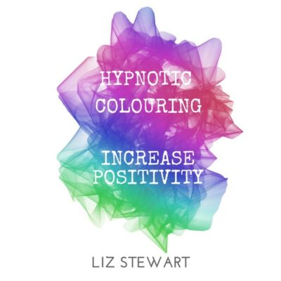 Hypnotic Colouring Increase Positivity