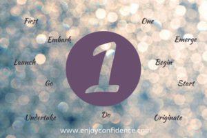 first blog post enjoy confidence