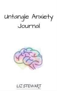 Untangle Anxiety Journal Liz Stewart