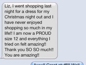 text message enjoyconfidence