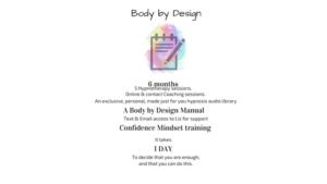 enjoy confidence body by design liz stewart