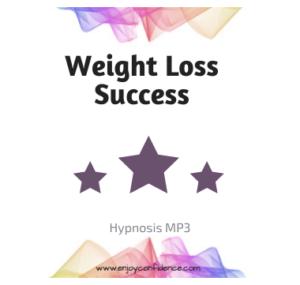 Weight Loss Sucess Enjoy Confidence